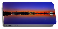 Tidal Basin Sunrise Portable Battery Charger