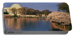 Tidal Basin Washington Dc Portable Battery Charger