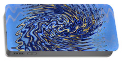 Portable Battery Charger featuring the photograph Tidal Wave by Gary Holmes