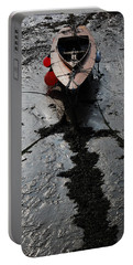 Portable Battery Charger featuring the photograph Tide's Out 1 by Wendy Wilton