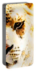 Tiger Art - Pride Portable Battery Charger