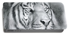 Tiger Portable Battery Charger by Greg Joens