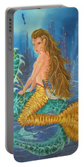 Tiger Lily Tails Portable Battery Charger