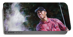 Tiger Woods  Portable Battery Charger