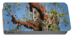 Tikal Furry Tree Closeup Portable Battery Charger