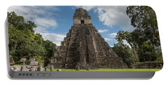 Tikal Pyramid 1j Portable Battery Charger