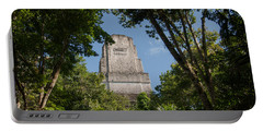 Tikal Pyramid 4b Portable Battery Charger