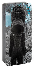Tiki Man In Infrared Portable Battery Charger