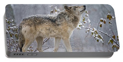 Timber Wolf Pictures 188 Portable Battery Charger