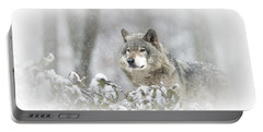 Timber Wolf Pictures 279 Portable Battery Charger