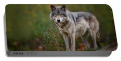 Timber Wolf Pictures 401 Portable Battery Charger