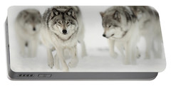 Timber Wolf Pictures 65 Portable Battery Charger