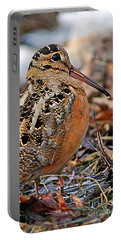 Timberdoodle The American Woodcock Portable Battery Charger