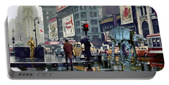 Times Square 1943 Reloaded Portable Battery Charger