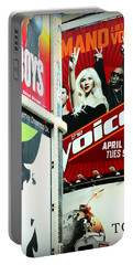 Times Square Billboards Portable Battery Charger