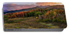 Timp Fall Glow Portable Battery Charger