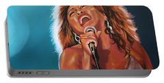 Tina Turner 3 Portable Battery Charger