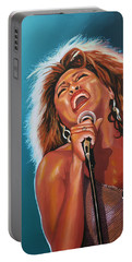 Tina Turner 3 Portable Battery Charger