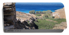 Tinos Island Portable Battery Charger