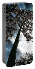Tippy Top Tree II Art Portable Battery Charger