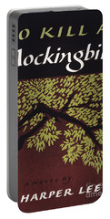 To Kill A Mockingbird, 1960 Portable Battery Charger