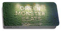To The Green Monster Seats Portable Battery Charger