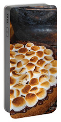 Toasted Marshmallow Portable Battery Charger