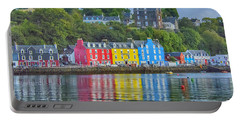 Tobermory Isle Of Mull Portable Battery Charger