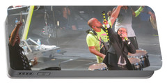 Portable Battery Charger featuring the photograph Toby Mac Headline Winterjam by Aaron Martens