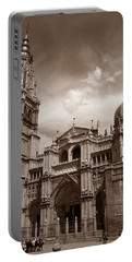 Toledo Cathedral Portable Battery Charger