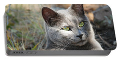 Tom Cat Portable Battery Charger