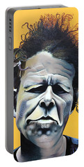 Tom Waits - He's Big In Japan Portable Battery Charger