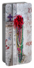 Tomb Of Marie Laveau New Orleans Portable Battery Charger