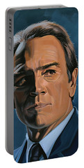 Tommy Lee Jones Portable Battery Charger