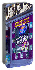 Tootsies Nashville Portable Battery Charger by Brian Jannsen
