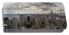 Top Of The Rock View Portable Battery Charger