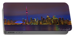Toronto By Night... Portable Battery Charger
