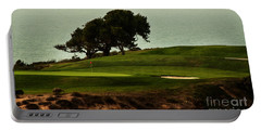 Torrey Pines Golfcourse Portable Battery Charger