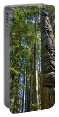 Totem Pole Portable Battery Charger by David Andersen