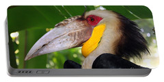 Portable Battery Charger featuring the photograph Toucan by Sergey Lukashin