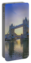 Tower Bridge Sunrise Portable Battery Charger