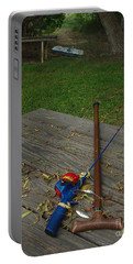 Traditions Of Yesterday Portable Battery Charger by Peter Piatt