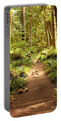 Trail Through The Rainforest Portable Battery Charger