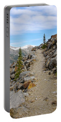 Trail To The Meadows Portable Battery Charger