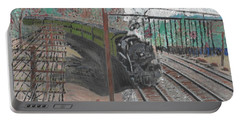 Train 641 Portable Battery Charger