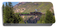 Train Over The Trestle Portable Battery Charger