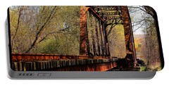 Train Trestle   Portable Battery Charger