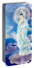 Tranquility Enabling Kuan Yin Portable Battery Charger by Lanjee Chee