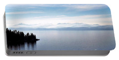 Tranquility - Lake Tahoe Portable Battery Charger