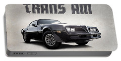 Trans Am Portable Battery Charger
